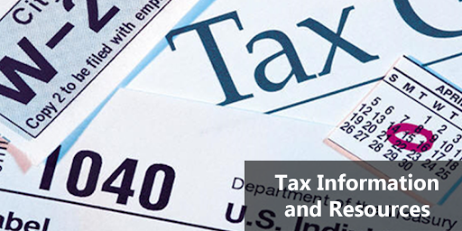 Tax information and resources